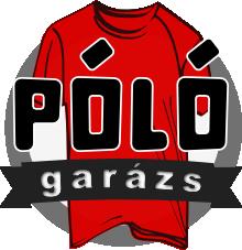 Pólógarázs logó