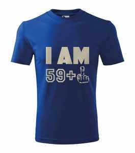 59 plusz egy éves lettem póló kép