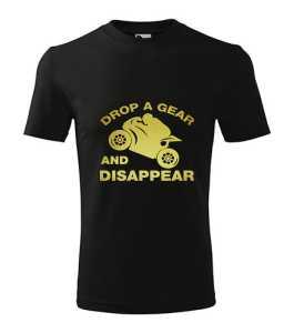 Drop a Gear póló kép