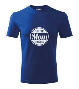 Fulltime mom póló kép