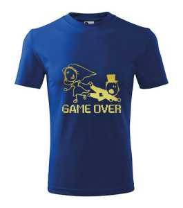 Game Over 5 póló kép