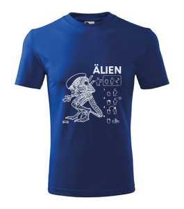 Ikea - Alien póló kép