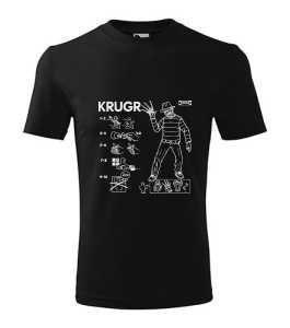 Ikea - Freddy Krueger póló kép