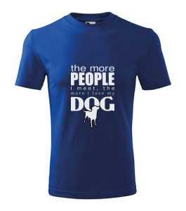 Jobban szeretem a kutyám póló kép