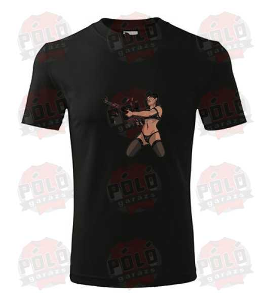 8d02508fc6 Lana Kane - Archer póló - PólóGarázs - Autós pólók, filmes pólók ...