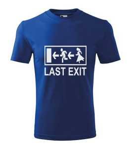 Last exit póló kép