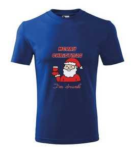 Merry Christmas póló kép