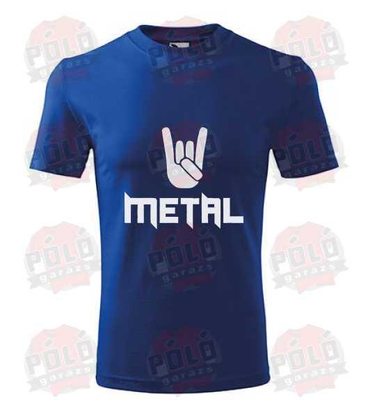 def14e2653 Metal póló - PólóGarázs - Autós pólók, filmes pólók, kocka pólók