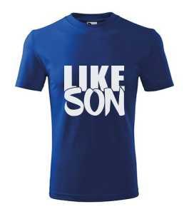 Mint a fiam póló kép