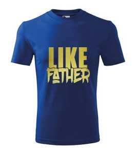 Mint apa póló kép