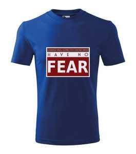 No Fear póló kép