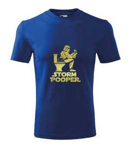 Storm Pooper póló kép