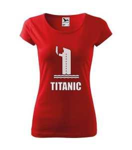 Titanic póló kép