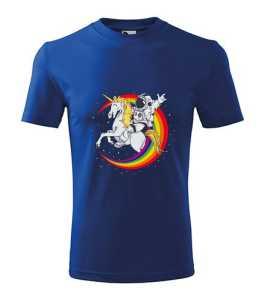 Unicorn Astronaut póló kép