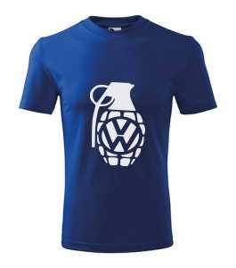 Volkswagen gránát póló kép