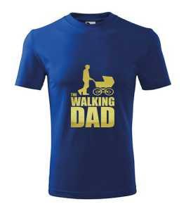 Walking dad póló kép